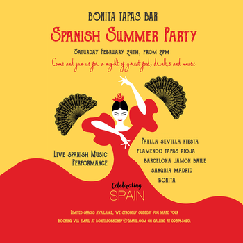 Spanish Summer Party