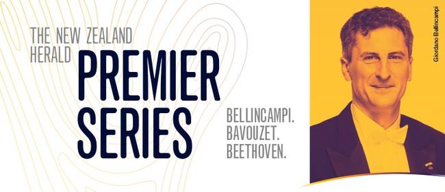 NZ Herald Premier Series: Bellincampi. Bavouzet. Beethoven.