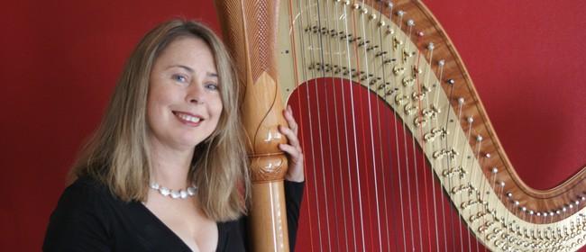 Great Hall Lunchtime - Helen Webby, Harp Recital