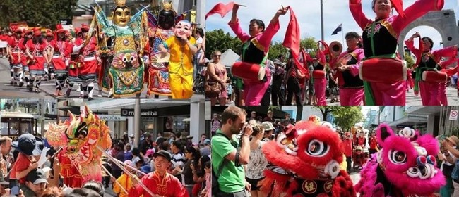Christchurch Chinese New Year Parade 2018