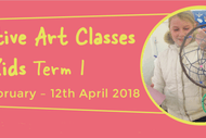 Art Classes for Kids and Teens
