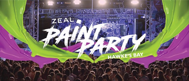 Zeal HB - Paint Party