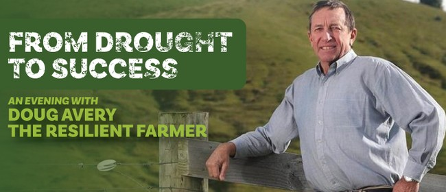 An Evening with Doug Avery - The Resilient Farmer: CANCELLED