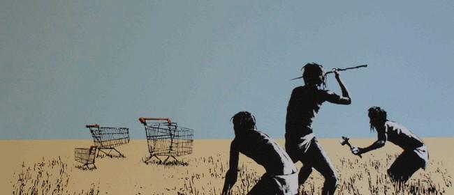 Nelson Arts Festival - Oi You - Urban Art Project