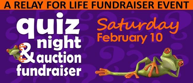 Quiz Night & Auction Fundraiser