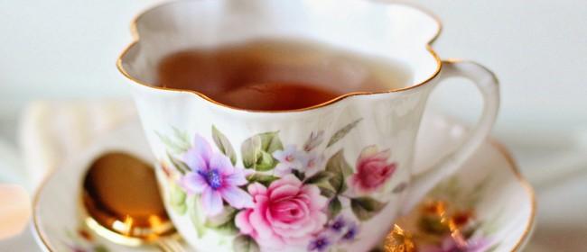 High Tea Fundraiser for Chatbus