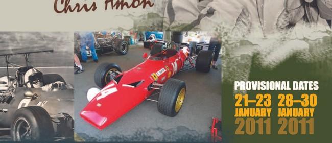 NZ Festival of Motor Racing celebrating Chris Amon
