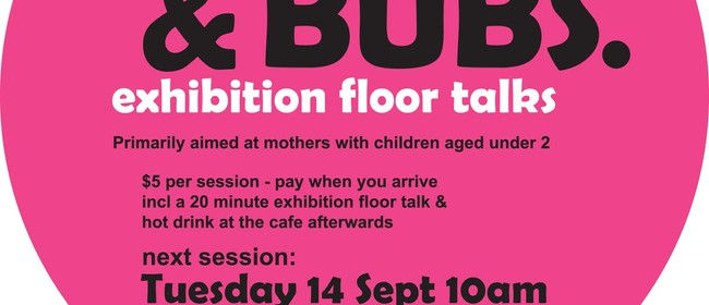 Mums and Bubs Exhibition Floor Talks