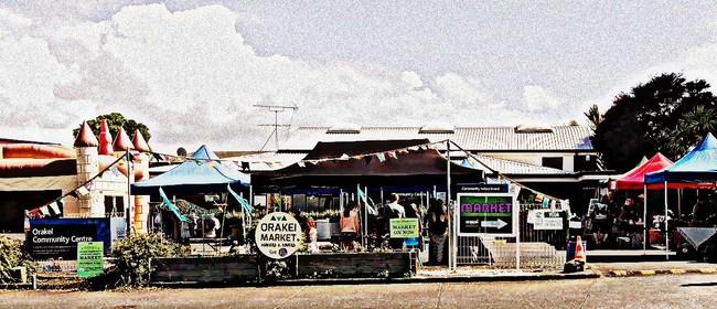 Orakei Market: CANCELLED