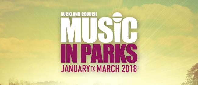 Music In Parks: Midge Marsden, White Chapel Jak