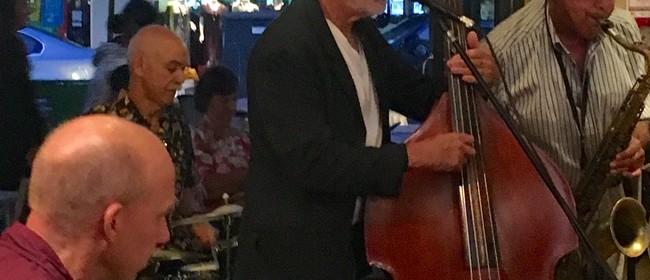 International Jazz Blues With Sidewinder