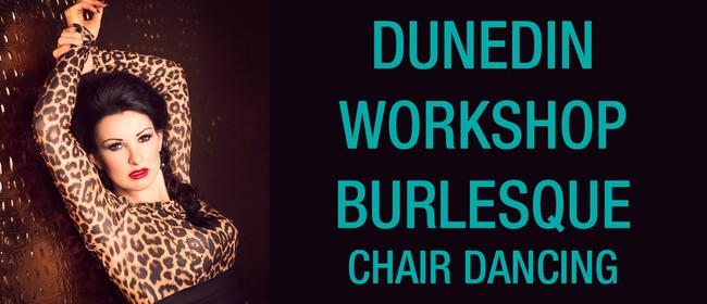 Burlesque Chair Dancing Workshop