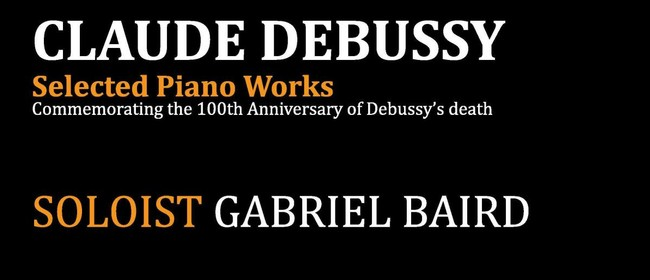Claude Debussy Piano Works