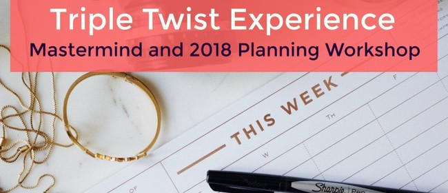 Triple Twist Doing Workshop: CANCELLED