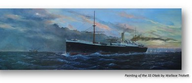 Commemoration of the Sinking of the SS Otaki