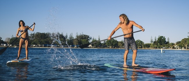 Have a Go at SUP Day by Coastlines/Molokai