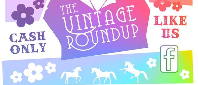 The Vintage Roundup – Clothing & Craft Market