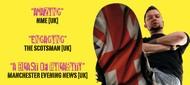 Sully O'Sullivan: Kiwi Comic In Exile