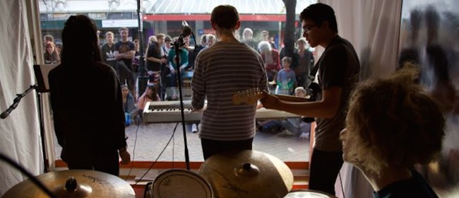 The Short Black Box: Amped Music Project