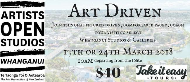Whanganui Artists Open Studios - Art Driven