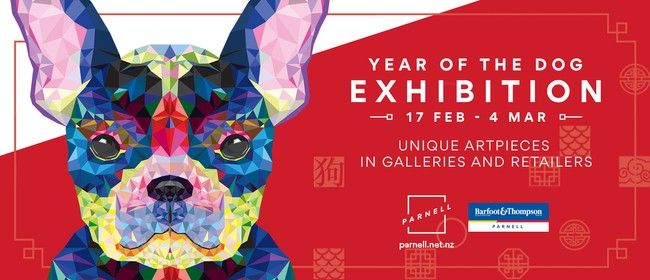 Parnell Year of The Dog Exhibition