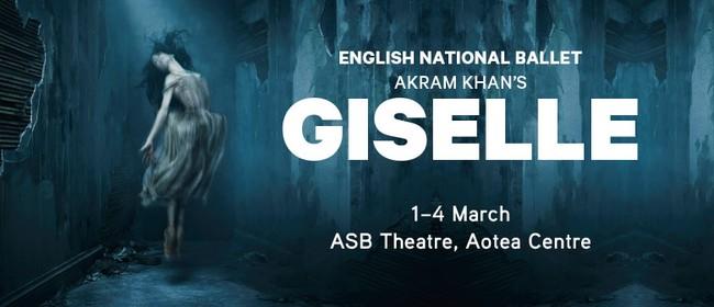 Akram Khan's Giselle