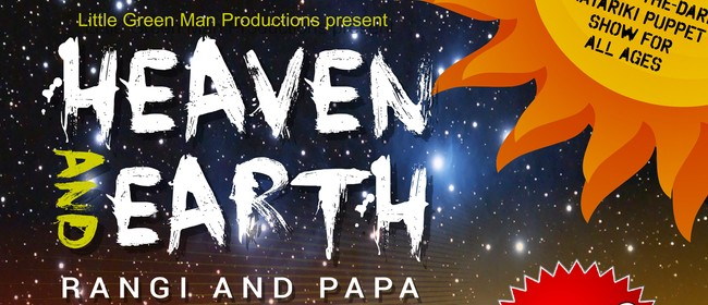 Heaven and Earth - Rangi and Papa