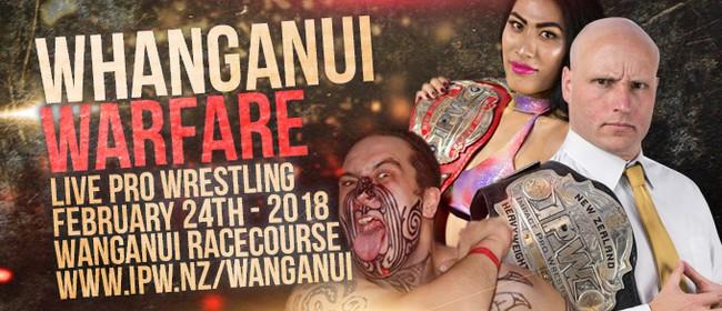 Impact Pro Wrestling: Whanganui Warfare