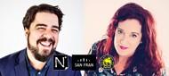 Ben Hurley & Justine Smith: A Cheeky Half Each