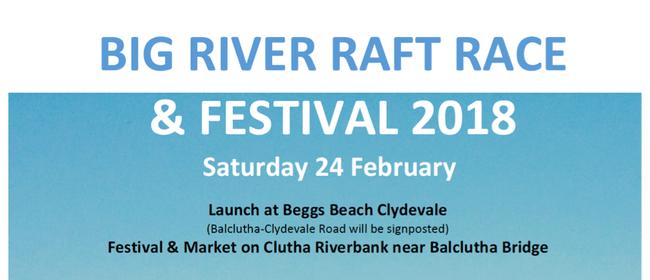 2018 Big River Raft Race & Festival