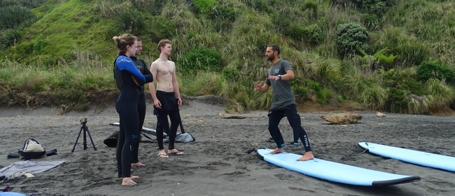 Raglan 5-Day Beginner Surf Course