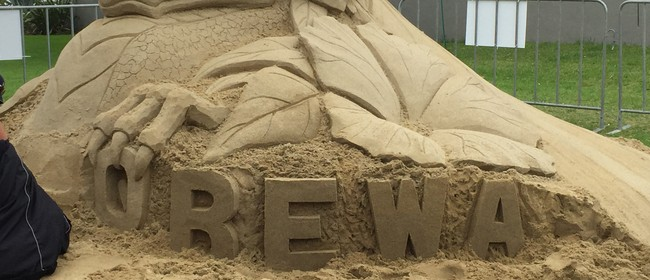 Orewa Sand Castle Competition