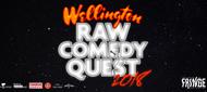 Wellington Raw Comedy Quest - Heats 5, 6
