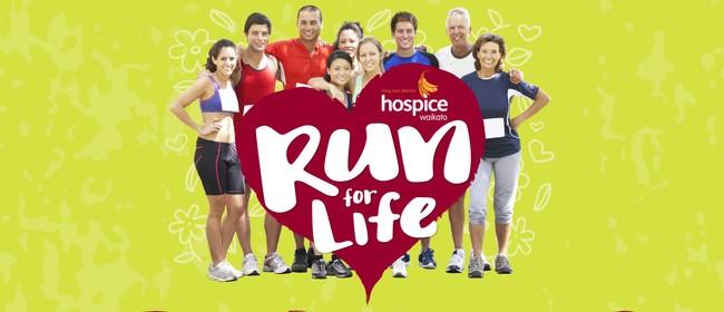 Hospice Waikato Run for Life 2018