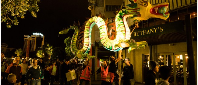 Festival of Cultures - Lantern Parade