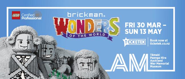 Brickman: Wonders of the World