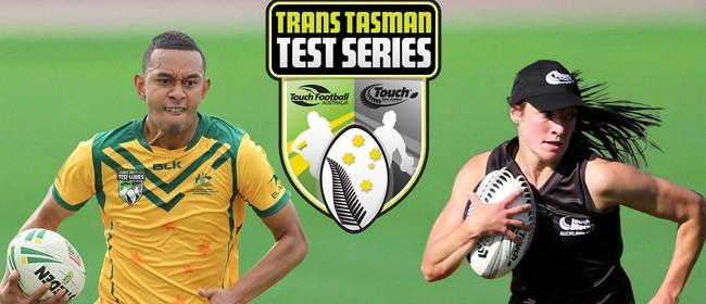 2018 Open Trans Tasman Series