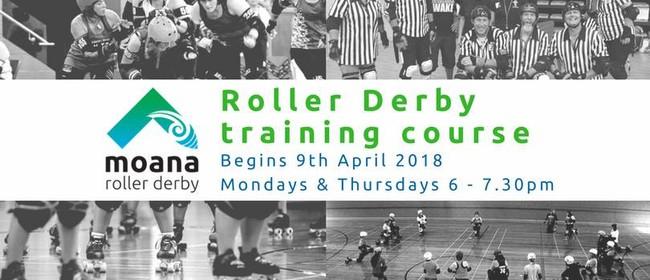 Beginners Roller Derby Course