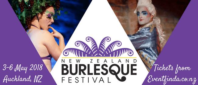 New Zealand Burlesque Festival 2018 - Workshops