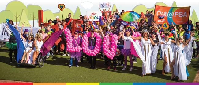 Wellington International Pride Parade