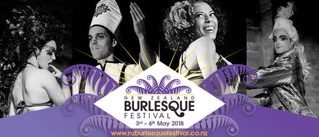 NZ Burlesque Festival - Golden Garter Awards