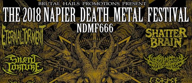 The 2018 Napier Death Metal Festival Ndmf666