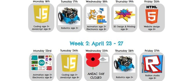 Robotics Holiday Programme at Brain Play
