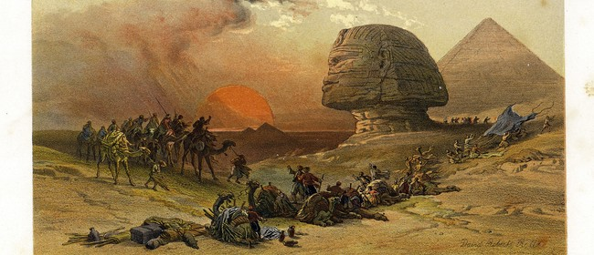 A Middle Eastern Odyssey: From Constantinople to Palmyra