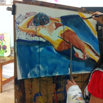 Studio One Toi Tū - Expressive Life Drawing And Painting