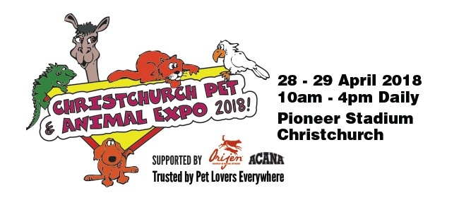 Christchurch Pet & Animal Expo 2018