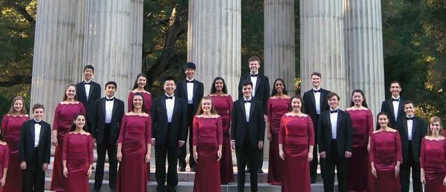 Main Street Singers: an American Chamber Choir in Concert