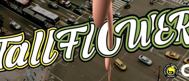 Aiken Hutcheson - Tallflower (Auckland - NZ Comedy Fest)