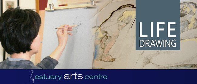 Life Drawing Evenings with Alan Croggon (ACA2-1)