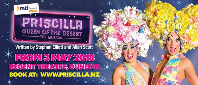 Priscilla, Queen of the Desert: The Musical